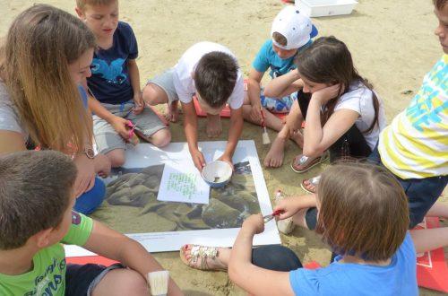 Radionice za buduće generacije arheologa