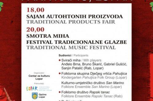 4. Eko-etno fest (2. rujna Park Kapić)
