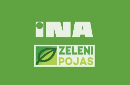 Objavljen natječaj Zeleni pojas