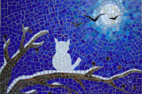 Izložba polaznika tečaja Osnove izrade mozaika (21.prosinca)