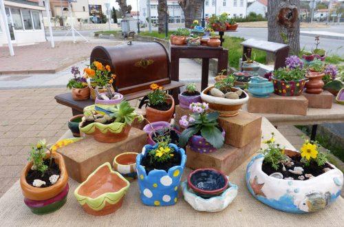 Izložba keramike Umjetnost oblikovanja zemlje i subvencionirana prodaja sadnica za iznajmljivače