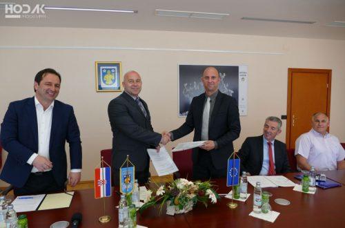 Potpisivanjem Ugovora i Sporazuma stvoreni uvjeti za kretanje u daljnje faze sanacije odlagališta Sorinj