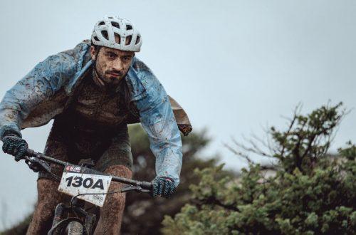 Srčanost brdskih biciklista nadjačala rapsku kišu