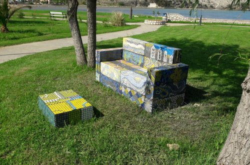 Park Kapić – mala kreativna oaza – prva BookCrossing Zona u Loparu