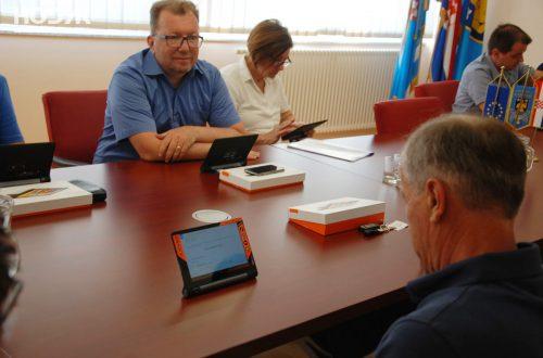 Održana 8. sjednica Općinskog vijeća Lopara – prva sjednica bez papira!