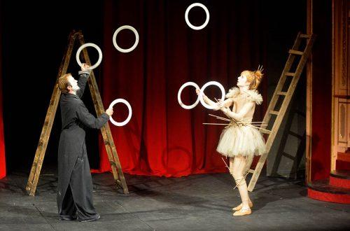 Predstava Iglica i cirkuska radionica