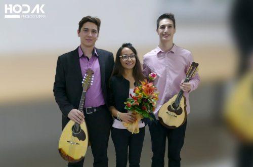 Trio TREMOLO – Očaravajuća ekspresija, izvođačko umijeće i zrela virtuoznost mladih rapskih glazbenika