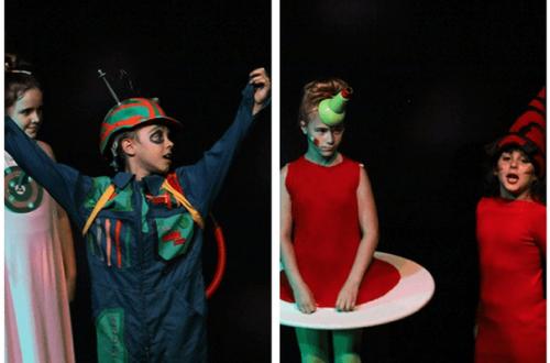 Upisi na Kazališnu radionicu Kreativnog laboratorija suvremenog kazališta KRILA – za djecu od 1. do 5. raz.