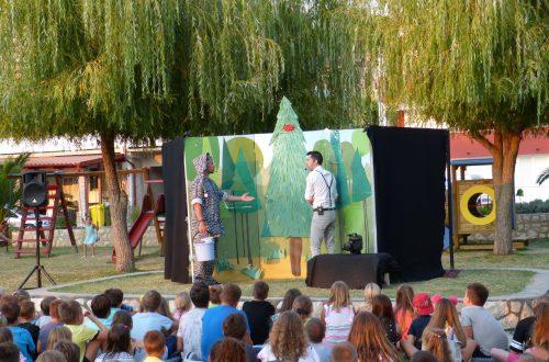 Kazališni vikend u Parku Kapić