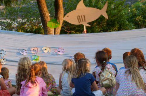 Kreativni piknik u Parku Kapić
