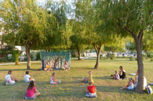 1. Kreativni piknik pod krošnjama Kapića