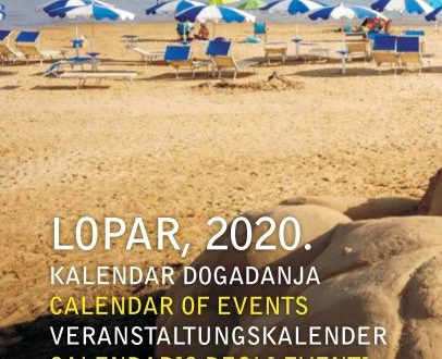 Kalendar događanja 2020.