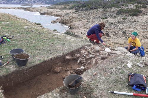 """Nastavak istraživanja u sklopu projekta """"Arheološka topografija otoka Raba"""""""