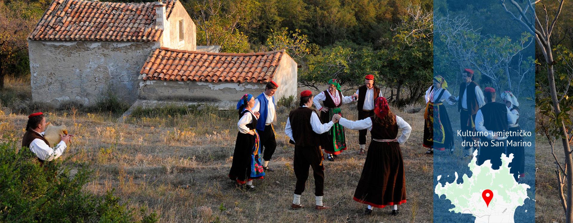 Općina Lopar - KUD San Marino