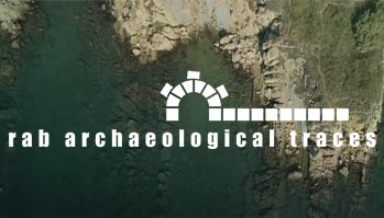 Rab Archeological Trace