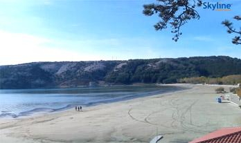 Općina Lopar - webcam