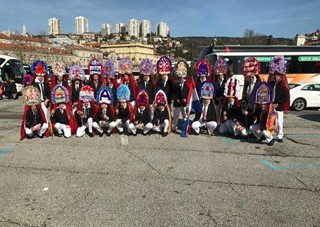 Pozdrav s Međunarodnog Riječkog karnevala