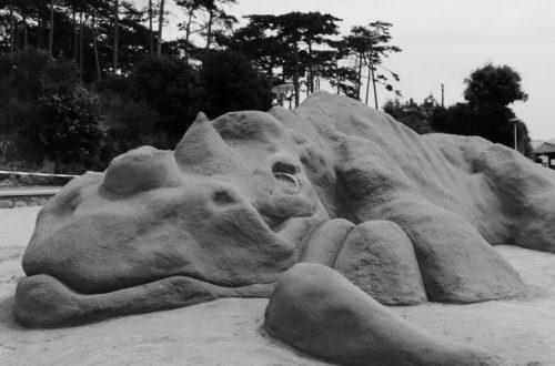 Zatvoren 6. Festival skulptura u pijesku
