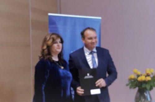 """Svečano potpisivanje Ugovora o sufinanciranju projekta """"Izgradnja sportske dvorane u Loparu"""""""