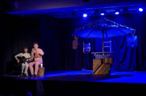 Predstava Vrtuljak (22.prosinca)