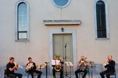 Koncert Simply Brass kvineta