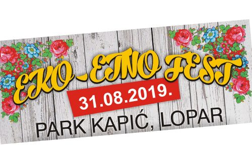 [NAJAVA] – 5. Eko-etno fest