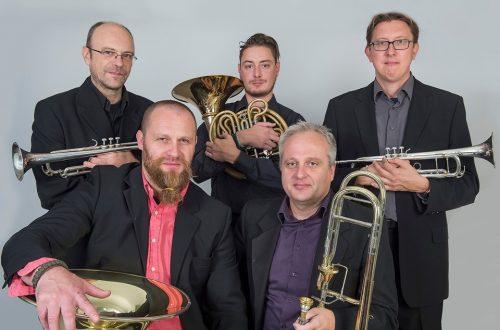 [NAJAVA] Simply Brass Kvintet