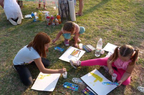Kreativni piknik za najmlađe