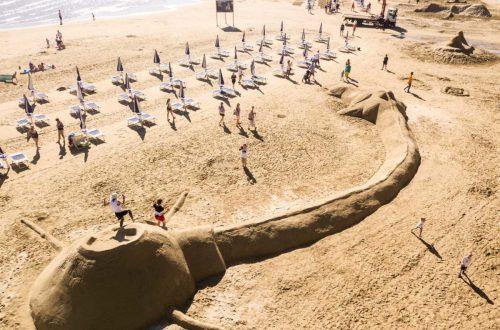 Festival skulptura u pijesku 2020.