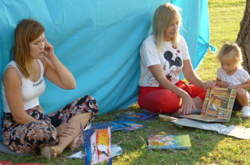 Kreativni piknik za najmlađe – 18. rujna