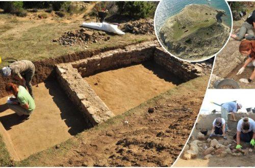 Intenzivirana istraživanja slojevitosti rapske prošlosti – Šetnja obalom Lopara od željeznog do antičkog doba